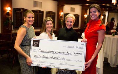 Community Centers Inc. wins $30,000 check